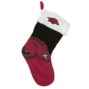 Arkansas Razorbacks Stocking Basic Design 2018 Holiday