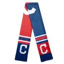 Cleveland Indians Scarf Colorblock Big Logo Design