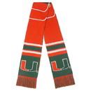 Miami Hurricanes Scarf Colorblock Big Logo Design Special Order