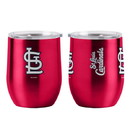 St. Louis Cardinals Travel Tumbler 16oz Ultra Curved Beverage
