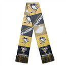 Pittsburgh Penguins Scarf Printed Bar Design