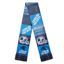 Carolina Panthers Scarf Printed Bar Design
