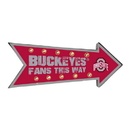 Ohio State Buckeyes Sign Running Light Marquee