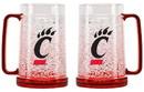 Univ Of Cincinnati Freezer Crystal Mug Special Order