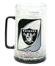 Oakland Raiders Monster Crystal Freezer Mug