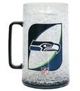 Seattle Seahawks Monster Crystal Freezer Mug
