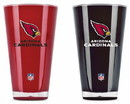 Arizona Cardinals Tumblers - Set of 2 (20 oz)