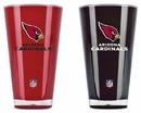 Arizona Cardinals Tumblers - Set of 2 (20 oz)