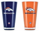 Denver Broncos Tumblers - Set of 2 (20 oz)
