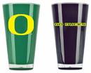 Oregon Ducks Tumblers - Set of 2 (20 oz)