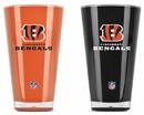 Cincinnati Bengals Tumblers - Set of 2 (20 oz)