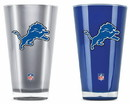 Detroit Lions Tumblers - Set of 2 (20 oz)