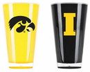 Iowa Hawkeyes Tumblers - Set of 2 (20 oz)