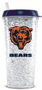 Chicago Bears Crystal Freezer Tumbler