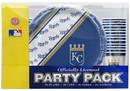 Kansas City Royals Party Pack 80 Piece