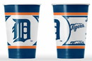 Detroit Tigers Disposable Paper Cups
