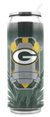 Green Bay Packers Stainless Steel Thermo Can - 16.9 ounces