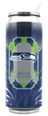 Seattle Seahawks Stainless Steel Thermo Can - 16.9 ounces