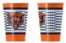 Chicago Bears Disposable Paper Cups