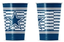 Dallas Cowboys Disposable Paper Cups