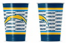 San Diego Chargers Disposable Paper Cups