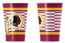 Washington Redskins Disposable Paper Cups