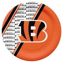 Cincinnati Bengals Disposable Paper Plates