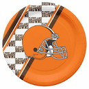 Cleveland Browns Disposable Paper Plates