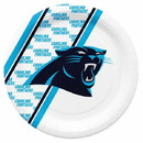Carolina Panthers Disposable Paper Plates