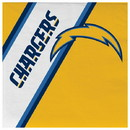 San Diego Chargers Disposable Napkins