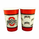 Ohio State Buckeyes Disposable Paper Cups