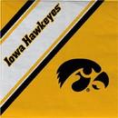 Iowa Hawkeyes Disposable Napkins