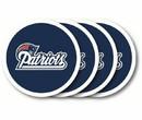 New England Patriots Coaster 4 Pack Set