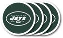 New York Jets Coaster 4 Pack Set