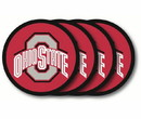 Ohio State Buckeyes Coaster Set - 4 Pack