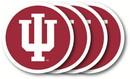 Indiana Hoosiers Coaster Set - 4 Pack