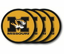 Missouri Tigers Coaster Set - 4 Pack