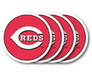 Cincinnati Reds Coaster Set - 4 Pack