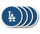 Los Angeles Dodgers Coaster Set - 4 Pack