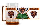 Chicago Bears Crystal Freezer Mug