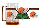 Cleveland Browns Crystal Freezer Mug