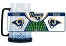 Los Angeles Rams Crystal Freezer Mug