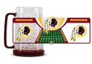 Washington Redskins Crystal Freezer Mug