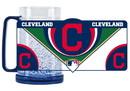 Cleveland Indians Mug Crystal Freezer Style