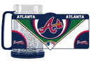 Atlanta Braves Mug Crystal Freezer Style Special Order