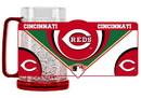 Cincinnati Reds Mug Crystal Freezer Style Special Order