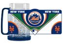 New York Mets Mug Crystal Freezer Style