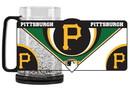 Pittsburgh Pirates Mug Crystal Freezer Style Special Order