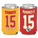 Kansas City Chiefs Can Cooler Patrick Mahomes Number Design