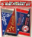 MLB Mini Pennant Set